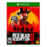 Red Dead Redemption 2 Xbox One Español Nuevo