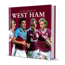 West Ham Libro - Little Oficial De Fútbol Nuevo 2013