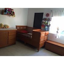 Cuna Y Muebles Para Cuarto De Bebe