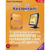 Soft Restaurant Standard 2016 Original Estaciones Ilimitada