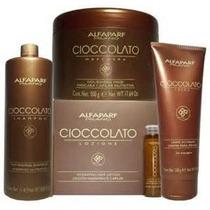 Kit Chocolate Envio Gratis 4 Piezas Alfaparf
