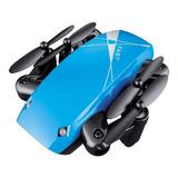 Mini Drone S9 Camara Wifi Fpv Control De Altitud 3 Colores