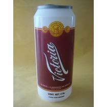 Laton De Plastico Cerveza Victoria 2 Lts Nuevo