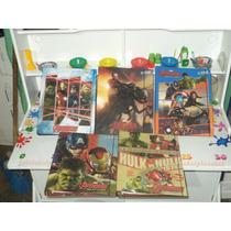 Carpeta Upak Vengadores Hulk Antman Marvel Comics