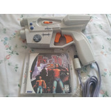 The House Of The Dead 2 Dreamcast Con Pistola