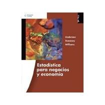 Libro Estadistica Para Negocios Y Economia 11 Ed *cj