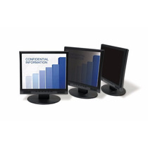 Filtro De Privacidad 3m P/monitor Lcd 24 ,universal