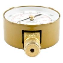 Forney 87728 Acetileno Manómetro De Alta Presión 2-pulgada P
