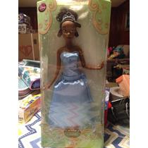 Tiana Exclusiva De La Disney Store Muñeca De 29 Cm