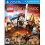 Video Juego, Ps Vita Lord Of The Rings D Lego