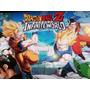 Dragon Ball Z Infinite World Play 2 Slim