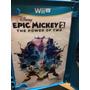 Epic Mickey 2 **para Wii U**