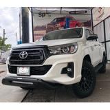 Burrera Skid Plate Rc3 Go Rhino Toyota Hilux 2016/2018