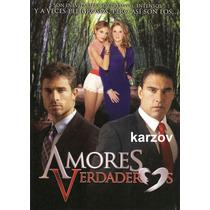 Amores Verdaderos, Telenovela Mexicana En Dvd