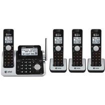 Telefonos Inalambricos At&t Cl83451 Contestadora 4 Handsets
