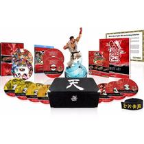 Street Fighter 25 Anniversary Ps3 Nuevo Entrega Inmediata Ci