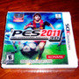 Videojuego Pro Evolution Soccer 2011 3d N3ds Físico Sellado
