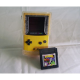 Game Boy Color Amarillo