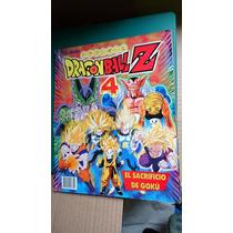 Album Dragon Ball Z 4 El Sacrificio De Goku