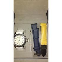 Reloj Nautica Diver 200m Set De Extensibles Envio Gratis