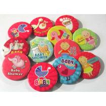Botones, Baby Sahower, Fiestas Niños Niñas Bebes Mamila Bebe