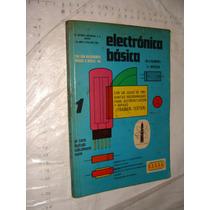 Libro Electronica Basica Cecsa , Van Valkenburgh , Año 1973