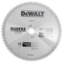 Disco Para Sierra Circular 12 60d Dewalt.