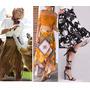 Moda Japonesa Falda Playa Oficina Hipie Punk Vest Env Gratis