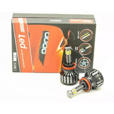 Kit Led 2pz 6 Caras 12000lm H4 H7 H11 9005 9007 Auto Xenon