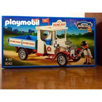 Playmobil 9042 Circo Roncalli Carcacha Con Payaso