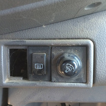 92 Isuzu Rodeo Switch De Luz Detalle