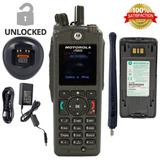Motorola R765is Iden Rugged Ptt Radio Doble Sim Desbloqueado