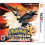 Pokemon Ultra Sun O Ultra Moon - Nintendo 3ds - 2ds -new 3ds