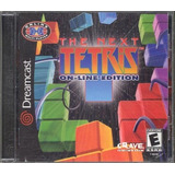 The Next Tetris Sega Dreamcast