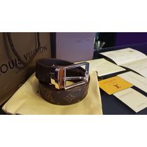 671aea4b8 Hombre Cinturones Louis Vuitton con los mejores precios del Mexico ...