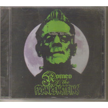 Romeo & The Frankensteins Y Muñecas Put... - Cd Rockabilly