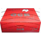 Caja Ocb Red 1 1/4. 100 Piezas De 75 Hojas. Zig Zag
