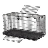 Midwest Wabbitat - Jaula Plegable Para Conejos, Jaula De Co