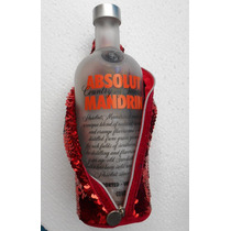 Funda Skin Absolut Masquerade C/ Botella Sin Alcohol
