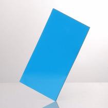 Acrilico Azul Lamina