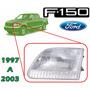 97-03 Ford F150 Faro Delantero Con Ajustes Lado Izquierdo