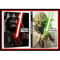 Remate Películas Star Wars Colección Completa Dvd Nuevas