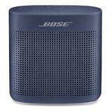 Bocina Bose Soundlink Color Ii Portátil Con Bluetooth Midnight Blue