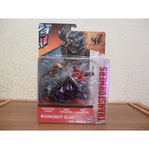 Dinobot Slug Evolution 2 Pack Age Of Extinction Transformers
