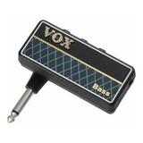 Mini Amplificador Para Bajo, Ap2-bs, Amplug Bass Vox