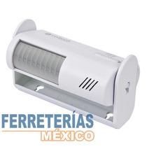 Sensor Movimiento Con Alarma Y Timbre Voltech 46595
