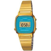 Reloj Casio G-shock G100-1bv - Dorado