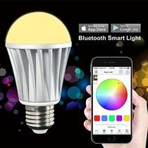 Bombilla Magiclightâ® Bluetooth Led Inteligente - Smartphone