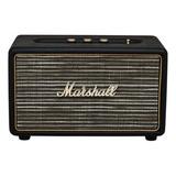 Bocina Marshall Acton Bluetooth Portátil Inalámbrica Black 100v/240v