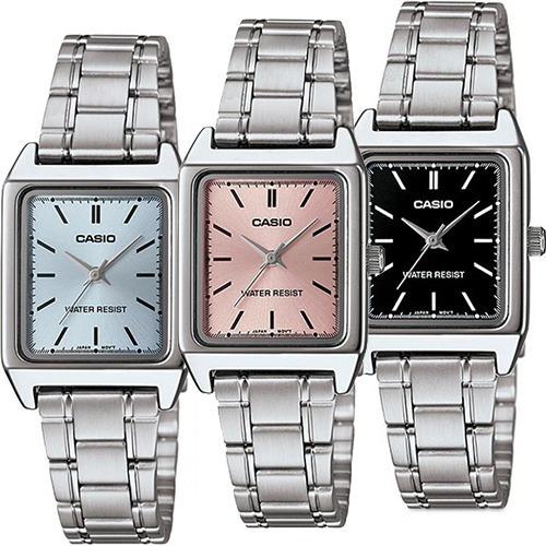 d44f9cb95329 Reloj Casio Dama Ltpv007 Acero Inoxidable Cristal Mineral